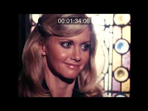 Olivia Newton John Interview - 1978