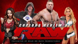 Nonton Wwe Raw 2 1 2016 Review   A Show So Bad It Forced Me To Pokemon Film Subtitle Indonesia Streaming Movie Download