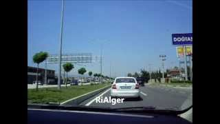 Antakya Turkey  City new picture : DRIVING IN ANTAKYA, HATAY, TURKEY WITH CRAZY DRIVER