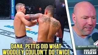 UFC Pros react to Stephen Thompson vs Anthony Pettis; Conor responds to Pettis;Dana on UFC Nashville