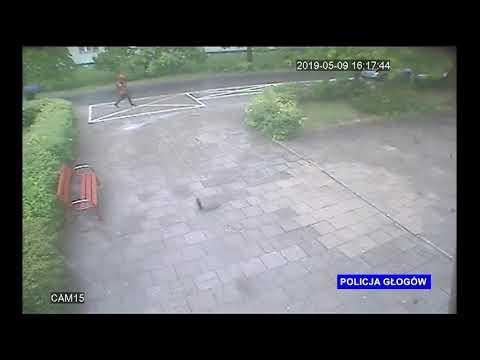 Wideo: Głogowska Policja prosi o pomoc w identyfikacji osoby