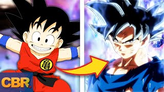 Video The Complete Dragon Ball Canon Timeline Explained MP3, 3GP, MP4, WEBM, AVI, FLV Maret 2019