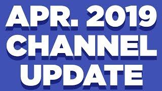 New Setup Tour Soon? Channel Updates, Subnautica Below Zero, TABS, Planet Coaster, More (April 2019)