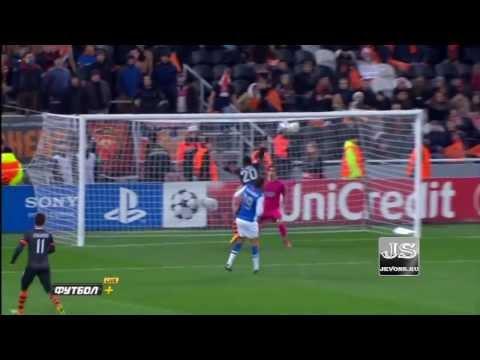 Шахтёр - Реал Сосьедад, 4-0. Обзор всех голов.