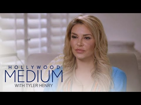 Brandi Glanville Shocked By Tyler's Spot-On Reading | Hollywood Medium with Tyler Henry | E!
