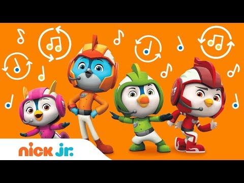 Top Wing Theme Song Remix In 10 Ways 🎶 Instrumental & Sped Up Version | Nick Jr.