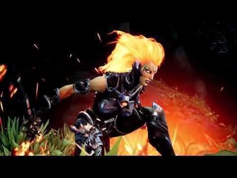 Darksiders 3 — трейлер игрового процесса