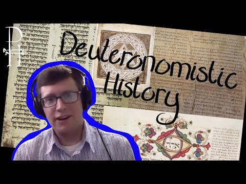 Who Wrote The Bible? An Interview With Dr. William Reed On The Deuteronomisitc History