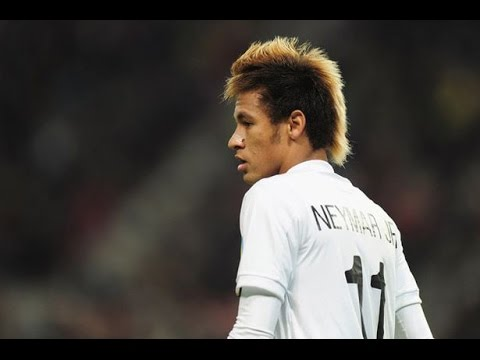 balada - compilation of Neymar Da Silva Jr.