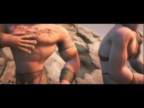 Ronal Barbaren Trailer 2