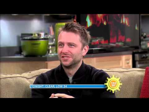 Comedian Chris Hardwick