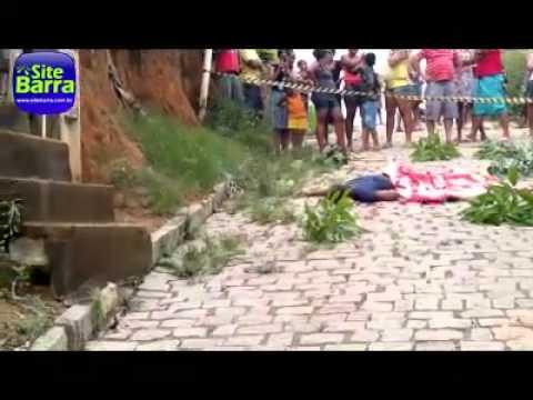 SiteBarra - Funcionario de padaria Marcio Bispo assassinado em Barra de Sao Francisco