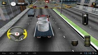 Transporter 3D videosu