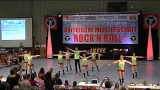 Sensation of Formation - Bayerische Meisterschaft 2014