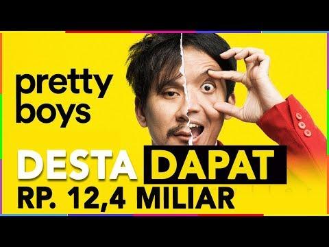 12 MILLIAR PENDAPATAN DESTA DARI FILM Pretty Boys ?