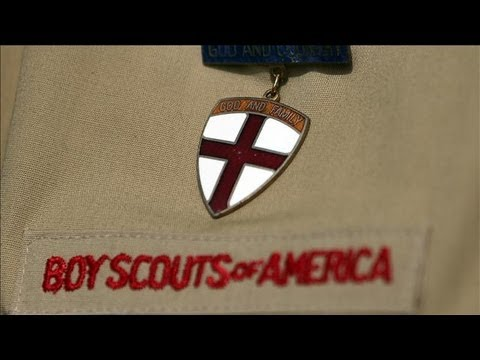 scouts - Scouts for Equality founder Zach Wahls discusses the decision by the Boy Scouts of America to vote to allow gay youths as members but continue a ban on adult...