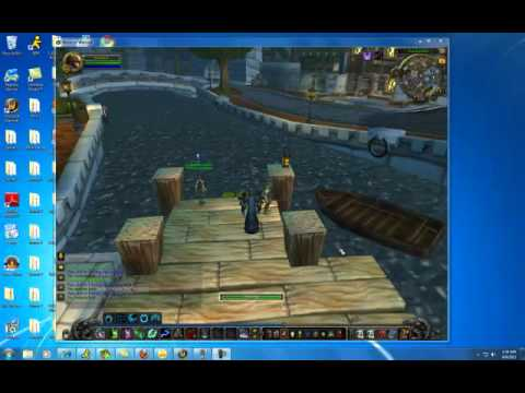 Leveling Fishing with WoW Bots 1-525
