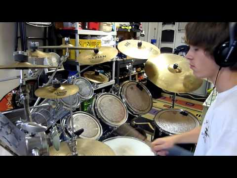 Aiden - Taio Cruz - Dynamite (Drum Cover)