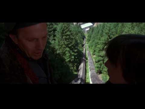 The Postman (1997) Stair scene HD