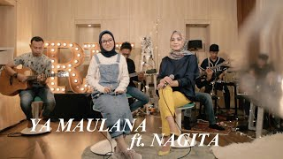 Video SABYAN - YA MAULANA ft. NAGITA MP3, 3GP, MP4, WEBM, AVI, FLV Oktober 2018