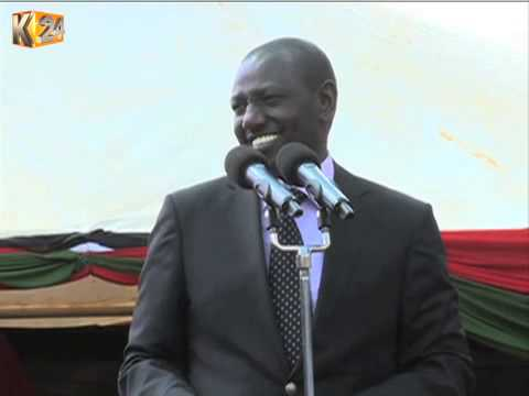William Ruto: All Church leaders will be vetted to weed out conmen