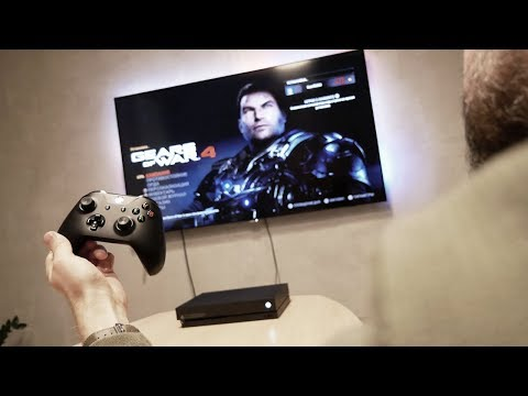 Полный обзор Xbox One X