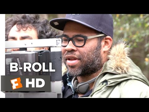 Get Out B-ROLL (2017) - Daniel Kaluuya Movie