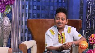 ዳዊት አለማየሁ (ተወደሻል) ሙዚቃዉን በእሁድን በኢቢኤስ/Sunday With EBS Dawit Alemayehu Tewedeshal LIve Performance