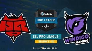 HellRaisers vs Windigo - ESL Pro League S8 EU - bo1 - de_mirage [CrystalMay & Anishared]