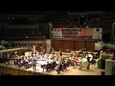 Amsterdam Brass behaalt 2de plaats op de Nederlandse brassband kampioenschappen