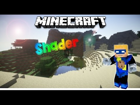 LICHT & SCHATTEN-Shader Mod [1.7.2/1.7.4] Deutsch (видео)
