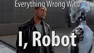 Video Everything Wrong With I Robot In 14 Minutes Or Less MP3, 3GP, MP4, WEBM, AVI, FLV Juni 2018