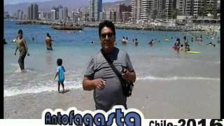 Antofagasta Chile  City new picture : ENCANTOS LATINOS .CON WALLPA COCHA EN ANTOFAGASTA CHILE 2016