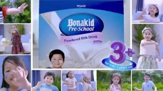 Maki-3 Pataas Moves with BONAKID PRE-SCHOOL® 3+