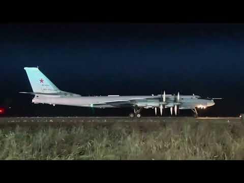 Минобороны опубликовало видео испытаний российской «ядерной триады»