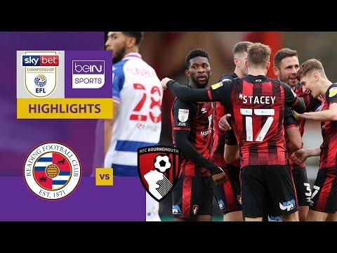 Bournemouth v Reading | EFL Championship 20/21 Match Highlights