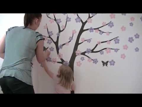 How to make wall decals at home