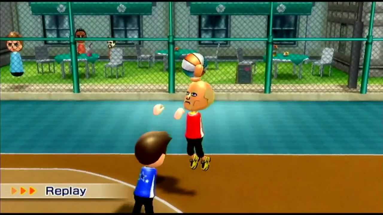 Wii Have Fun #48: Wii Sports Resort (Game 2 part 2)