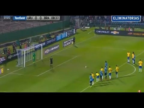 Uruguay vs Brasil 1-4 RESUMEN COMPLETO 23/03/17 ELIMINATORIAS RUSIA 2018