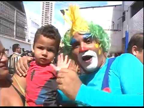 [JORNAL DA TRIBUNA] PM realiza festa para comemorar Dia das Crianças