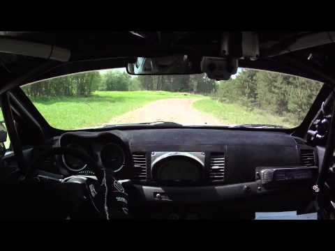 Harju Rally 2014 Lukyanuk/Arnautov MOMENTS