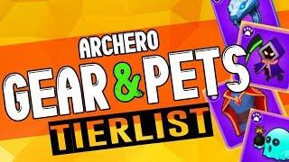 Video ARCHERO: PETS & ITEMS TIERLIST | Best & Worst Items/Pets? | Pros vs Cons | Ultimate Item Guide MP3, 3GP, MP4, WEBM, AVI, FLV Agustus 2019