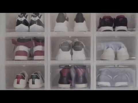 Xây Dream wall cho Sneakerhead