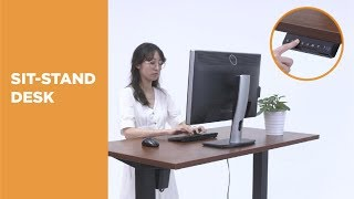 High Quality Office Furniture Latest Office Table Designs,Adjustable Computer Table youtube video