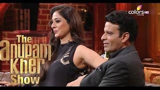 Video Manoj Bajpai & Tabu - The Anupam Kher Show - Season 2 - 27th September 2015 MP3, 3GP, MP4, WEBM, AVI, FLV Agustus 2018