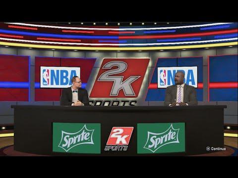NBA 2k15 – Shaq HILARIOUS Cut Scene!