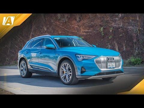 Audi e-Tron - El verdadero eléctrico premium