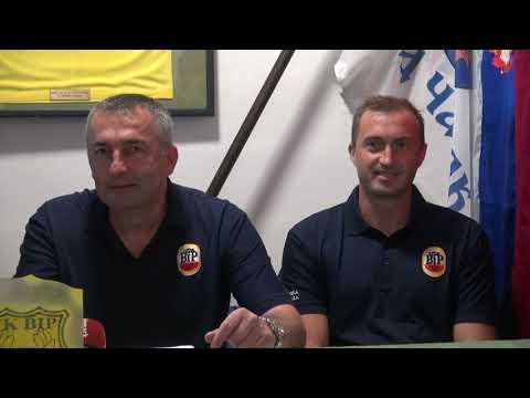 NA TERENIMA FK BIP POČINJE SA RADOM ŠKOLA FUDBALA