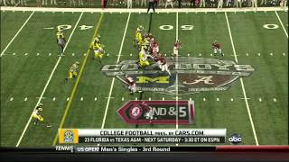 William Campbell vs Alabama (2012)