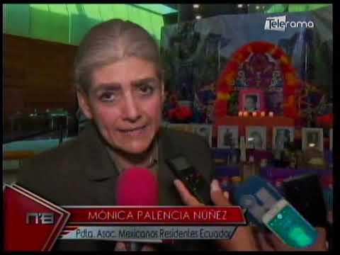 Ecuador y México presentan por el día de los difuntos celebración Turística Intercultural